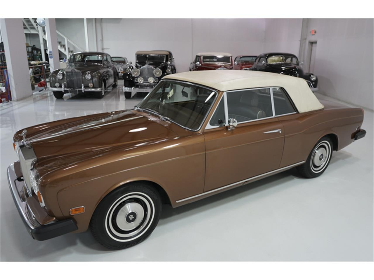 1973 Rolls-Royce Corniche (CC-1321224) for sale in Saint Louis, Missouri