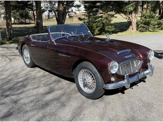 1960 Austin-Healey 3000 Mk I BT7 (CC-1321225) for sale in Annapolis, Maryland