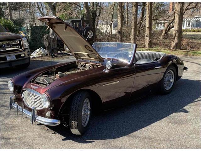 1960 Austin-Healey 3000 Mk I BT7 (CC-1321225) for sale in Annapolis, Maryland
