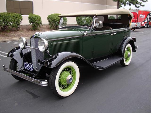 1932 Ford Phaeton (CC-1321237) for sale in Costa Mesa, California