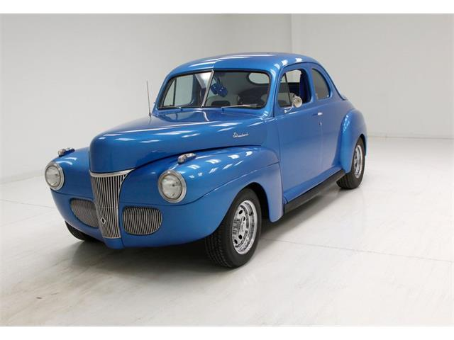 1941 Ford Business Coupe (CC-1321242) for sale in Morgantown, Pennsylvania
