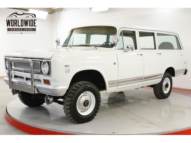 1971 International Travelall (CC-1321255) for sale in Denver , Colorado
