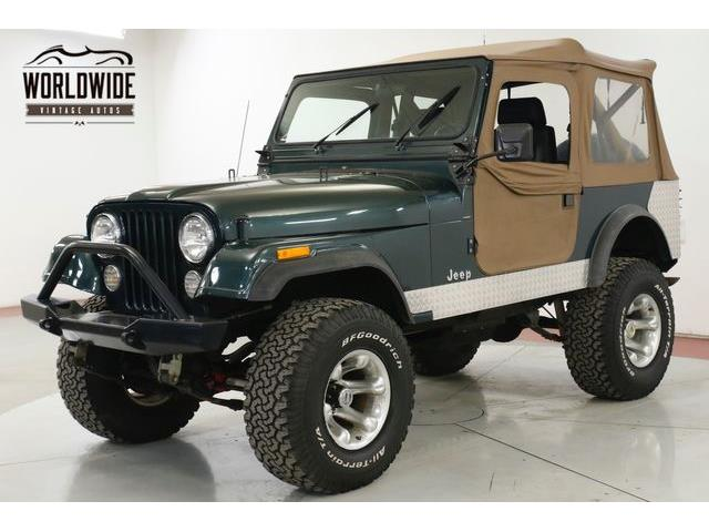 Jeep Cj7 For Sale Craigslist Arizona