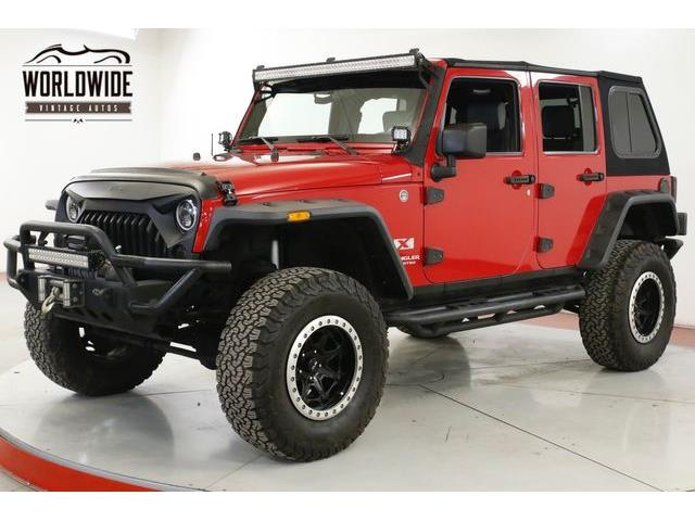 2007 Jeep Wrangler (CC-1321259) for sale in Denver , Colorado