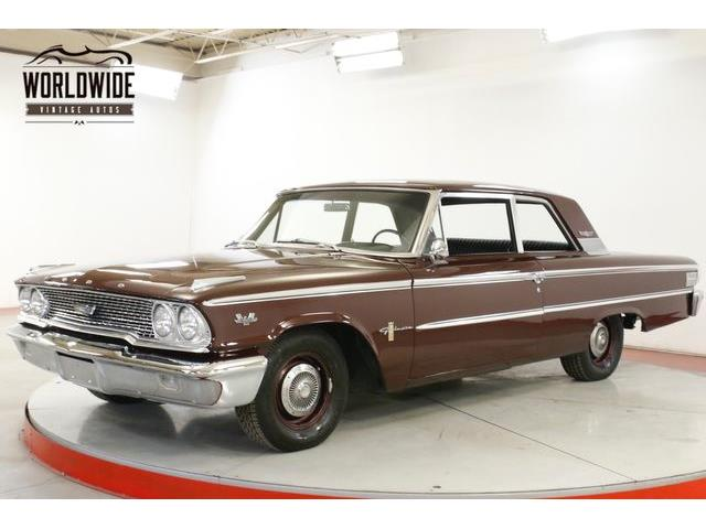 1963 Ford Galaxie (CC-1321260) for sale in Denver , Colorado