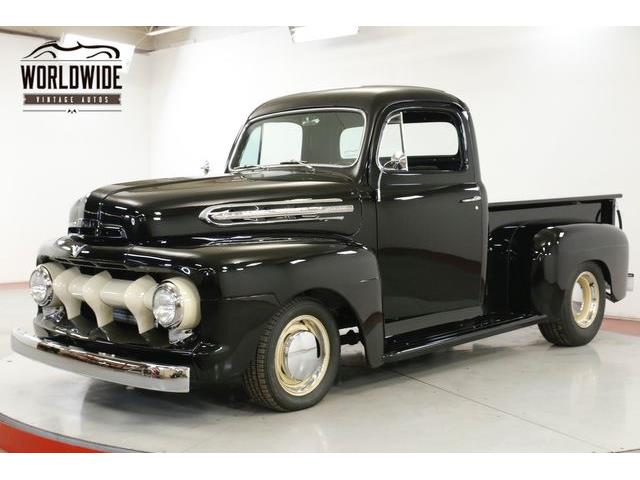 1951 Ford F1 (CC-1321265) for sale in Denver , Colorado