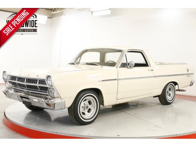 1967 Ford Ranchero (CC-1321267) for sale in Denver , Colorado
