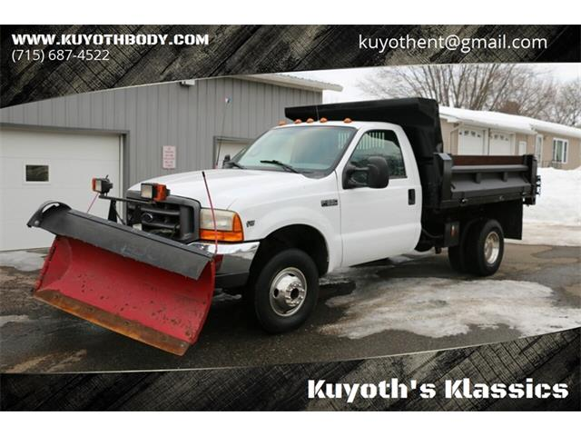 2000 Ford F350 (CC-1320127) for sale in Stratford, Wisconsin