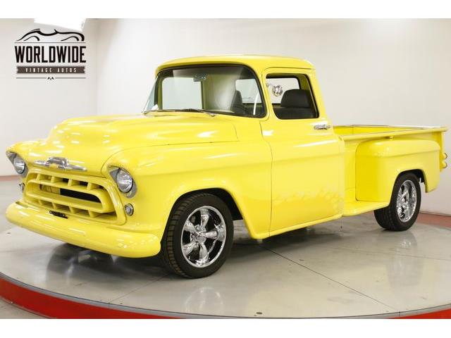 1957 Chevrolet Truck (CC-1321271) for sale in Denver , Colorado