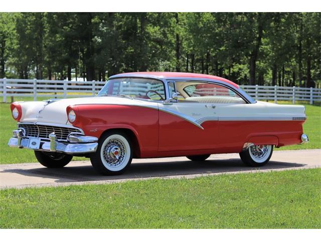 1956 Ford Victoria (CC-1321276) for sale in Greensboro, North Carolina