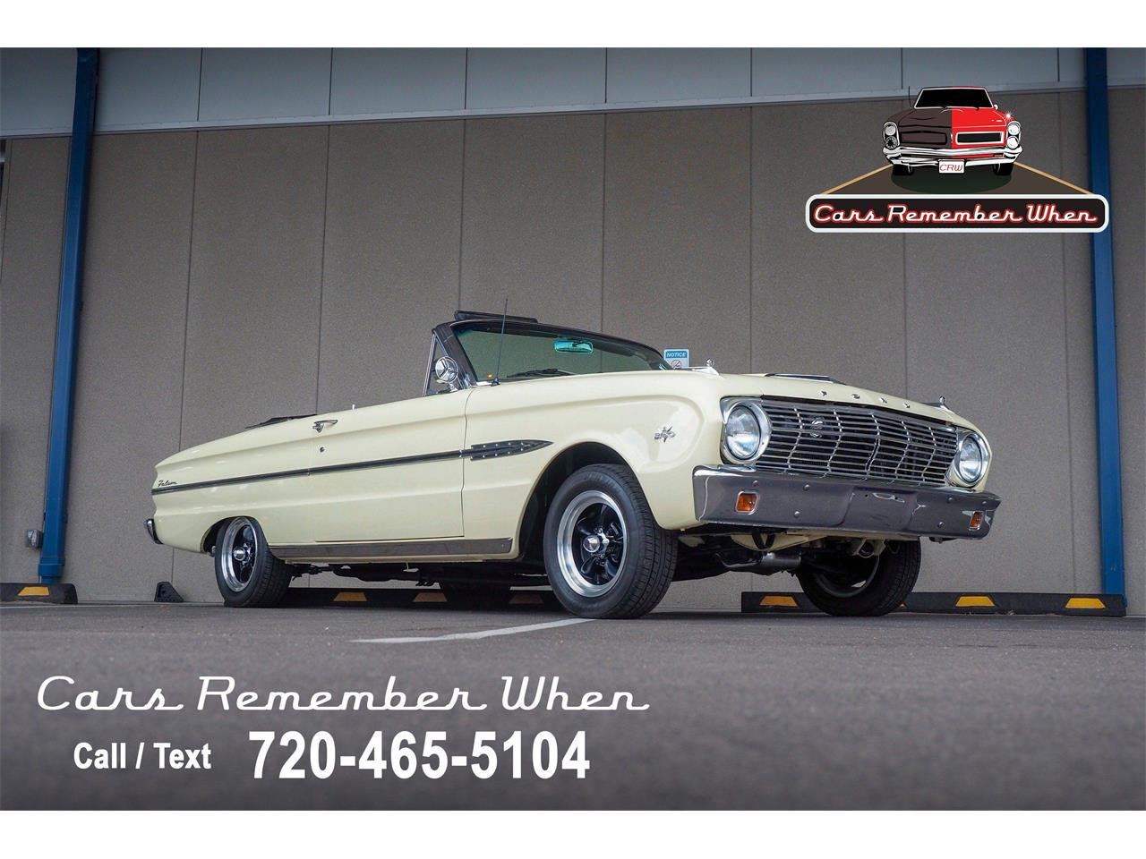 1963 Ford Falcon (CC-1320128) for sale in Englewood, Colorado