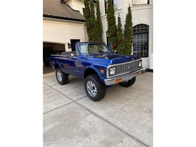 1972 Chevrolet K5 Blazer (CC-1321300) for sale in West Pittston, Pennsylvania