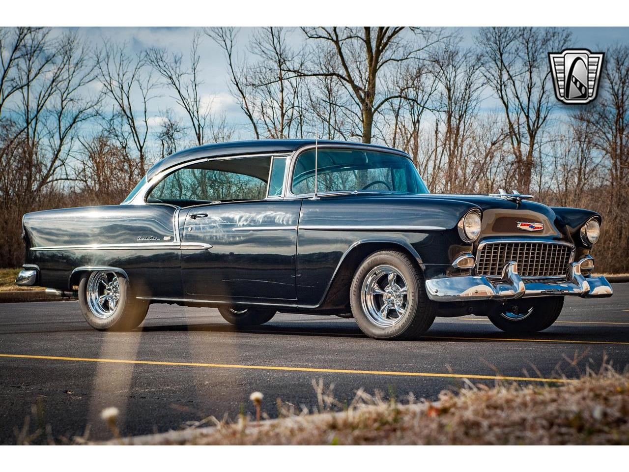 1955 Chevrolet Bel Air (CC-1321305) for sale in O'Fallon, Illinois