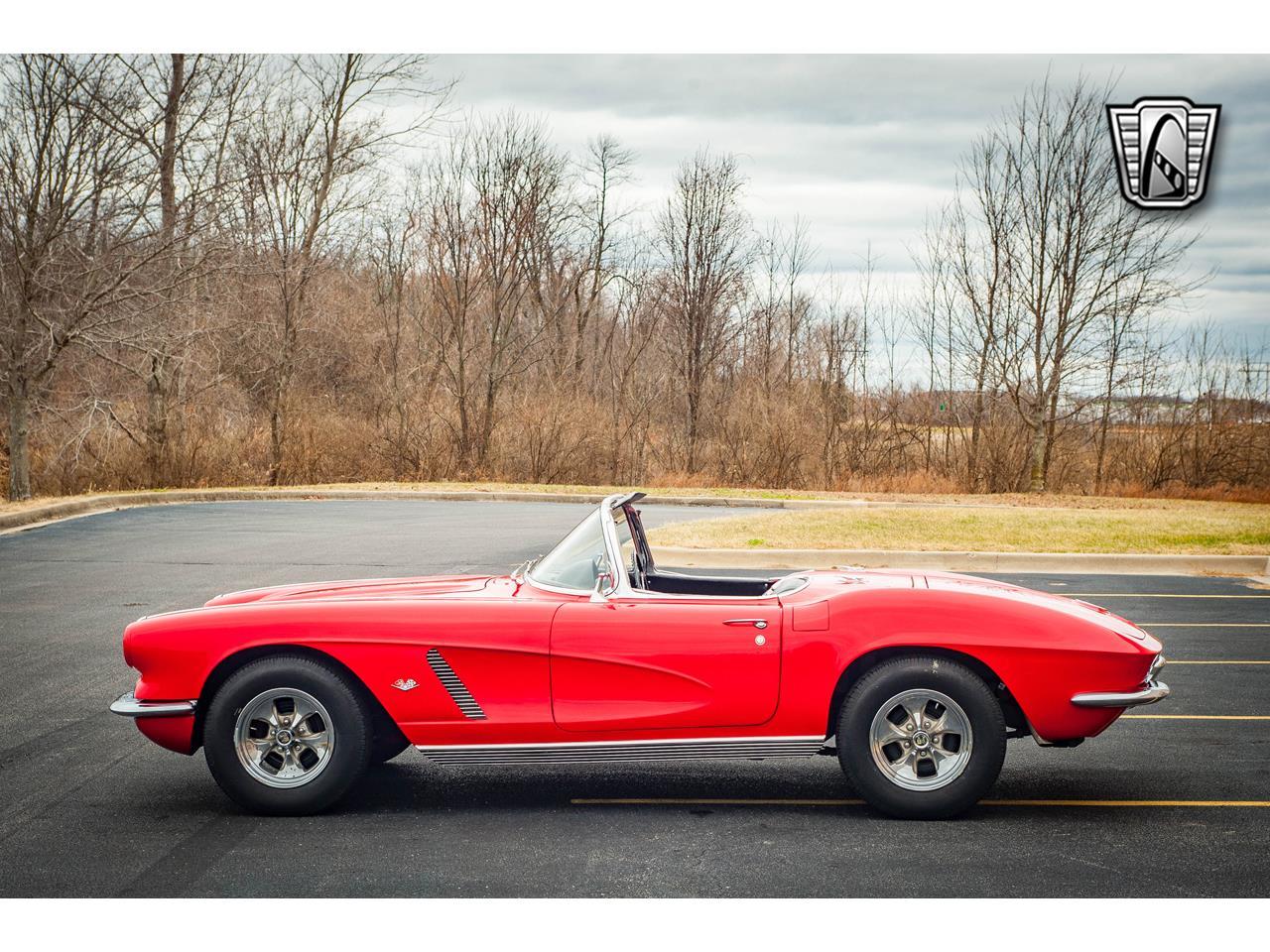 1962 Chevrolet Corvette (CC-1321307) for sale in O'Fallon, Illinois