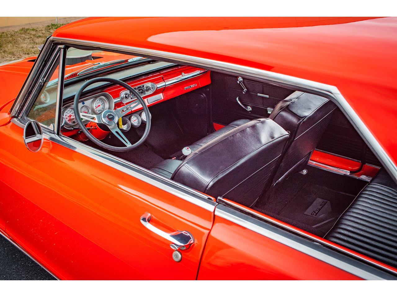1963 Chevrolet Nova (CC-1321310) for sale in O'Fallon, Illinois