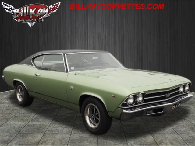 1969 Chevrolet Chevelle (CC-1321323) for sale in Downers Grove, Illinois