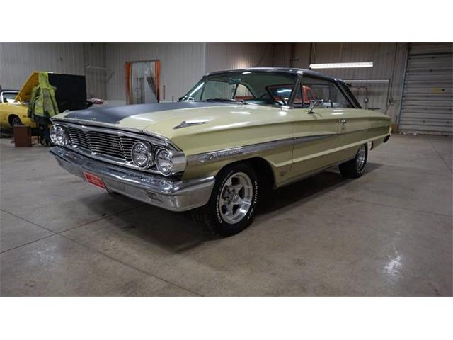 1964 Ford Galaxie 500 (CC-1321325) for sale in Clarence, Iowa