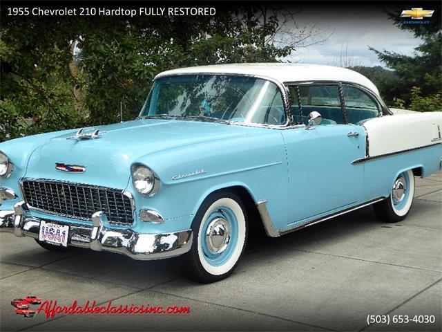 1955 Chevrolet 210 (CC-1321334) for sale in Gladstone, Oregon