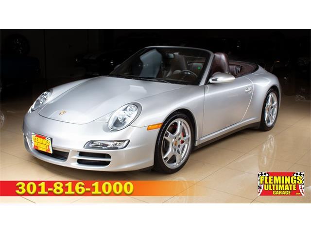 2008 Porsche 911 (CC-1321336) for sale in Rockville, Maryland