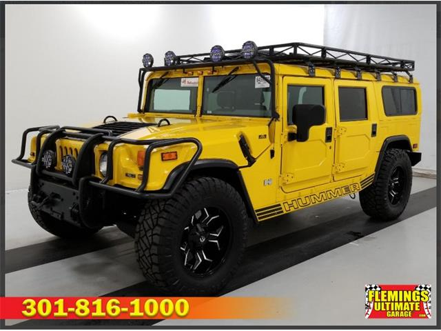 2002 Hummer H1 (CC-1321346) for sale in Rockville, Maryland