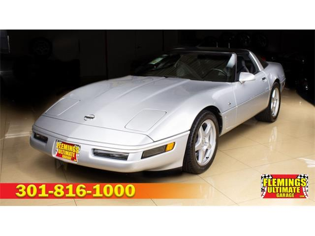 1996 Chevrolet Corvette (CC-1321347) for sale in Rockville, Maryland