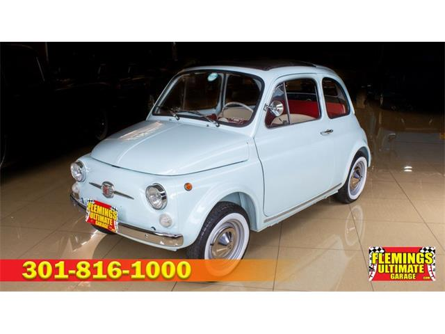 1968 Fiat 500L (CC-1321348) for sale in Rockville, Maryland
