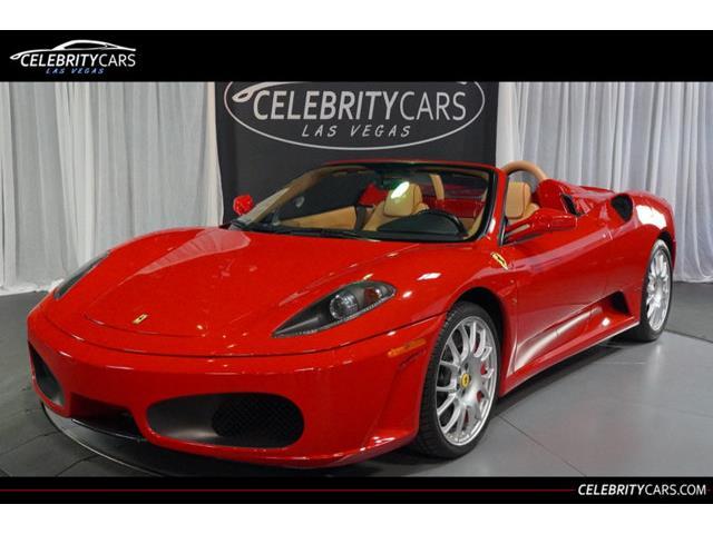 2008 Ferrari 430 (CC-1320135) for sale in Las Vegas, Nevada