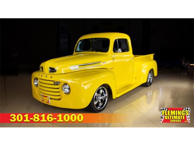 1949 Ford F1 (CC-1321350) for sale in Rockville, Maryland