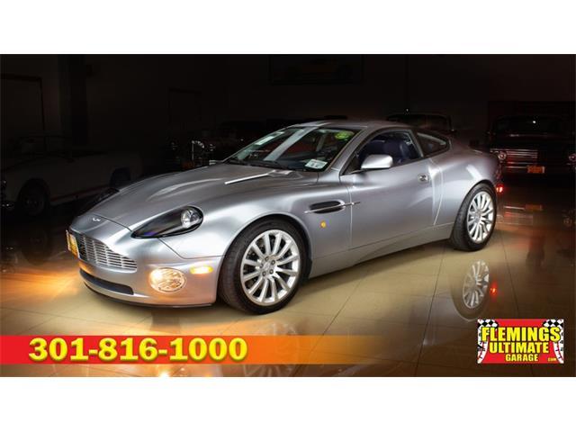2003 Aston Martin V12 (CC-1321354) for sale in Rockville, Maryland