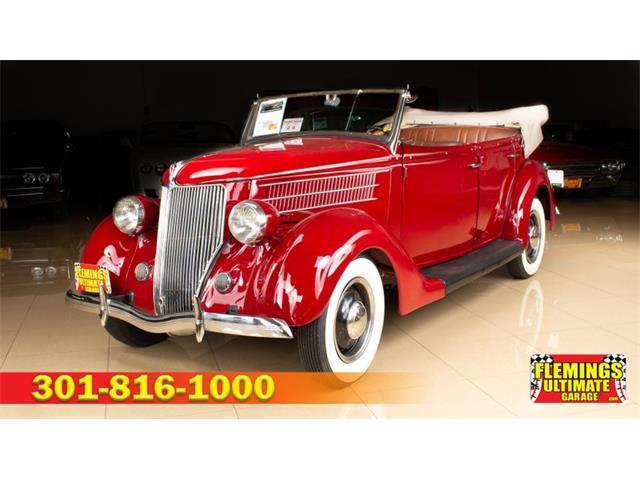1936 Ford Phaeton (CC-1321358) for sale in Rockville, Maryland