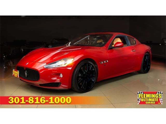 2010 Maserati GranTurismo (CC-1321371) for sale in Rockville, Maryland
