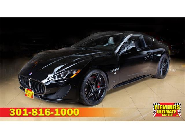 2016 Maserati GranTurismo (CC-1321372) for sale in Rockville, Maryland