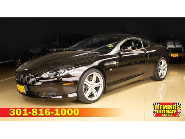 2007 Aston Martin DB9 (CC-1321378) for sale in Rockville, Maryland