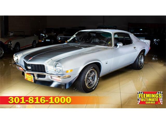 1971 Chevrolet Camaro (CC-1321380) for sale in Rockville, Maryland