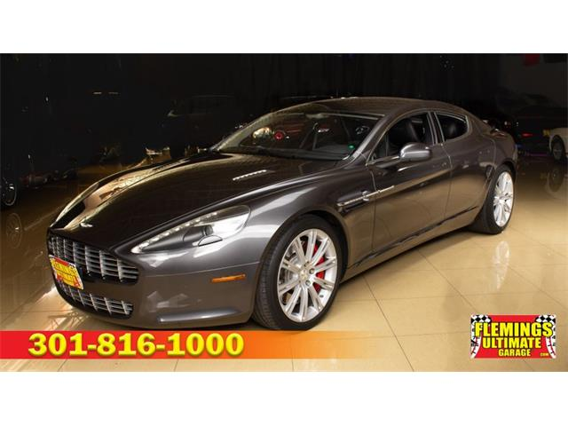 2011 Aston Martin Rapide (CC-1321381) for sale in Rockville, Maryland