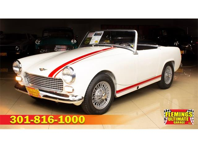 1961 Austin-Healey Sprite (CC-1321391) for sale in Rockville, Maryland