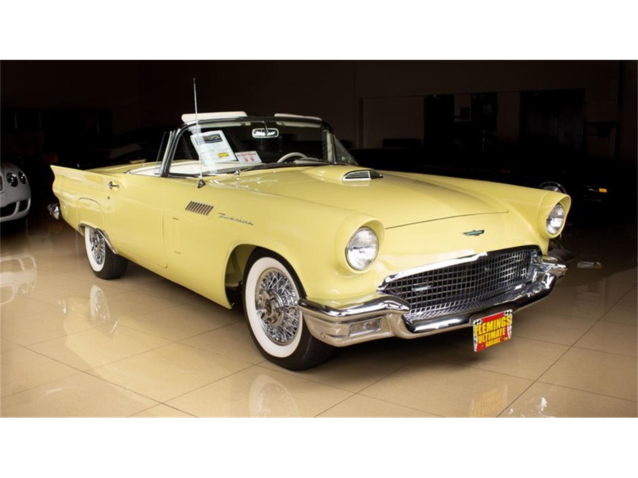 1957 Ford Thunderbird (CC-1321394) for sale in Rockville, Maryland