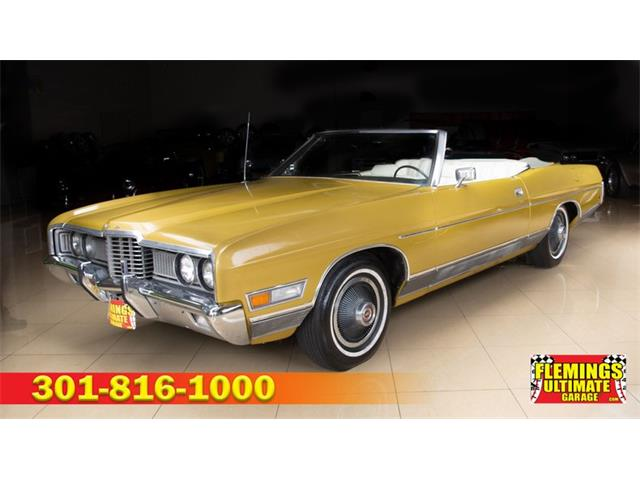 1972 Ford LTD (CC-1321402) for sale in Rockville, Maryland