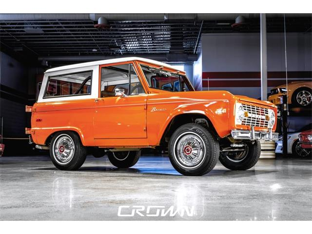 1972 Ford Bronco (CC-1321413) for sale in Tucson, Arizona