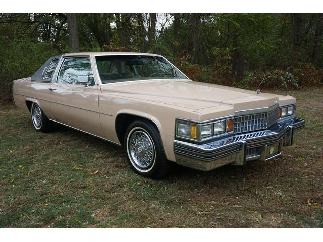 1978 Cadillac Coupe DeVille (CC-1321416) for sale in Monroe, New Jersey