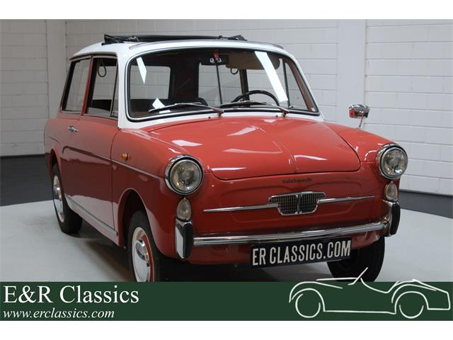 1961 Autobianchi Bianchina Panoramica (CC-1321427) for sale in Waalwijk, Noord-Brabant