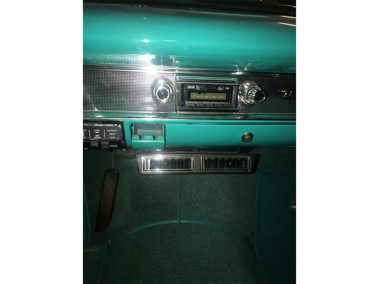 1957 Chevrolet Bel Air (CC-1321435) for sale in Georgetown , Texas