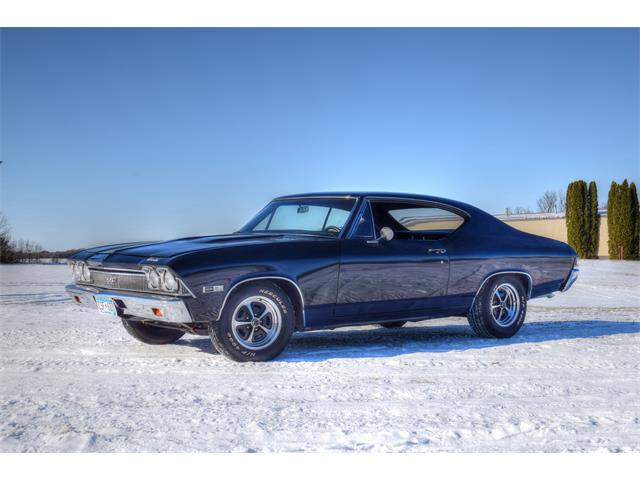 1968 Chevrolet Chevelle (CC-1321443) for sale in Watertown, Minnesota