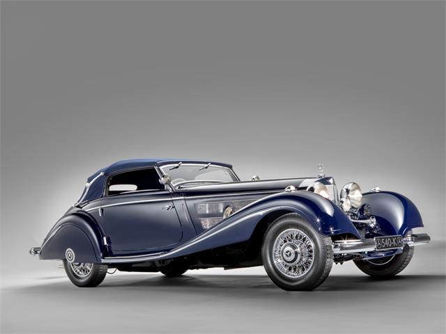 1937 Mercedes-Benz 540K Cabriolet (CC-1321462) for sale in Essen, Germany