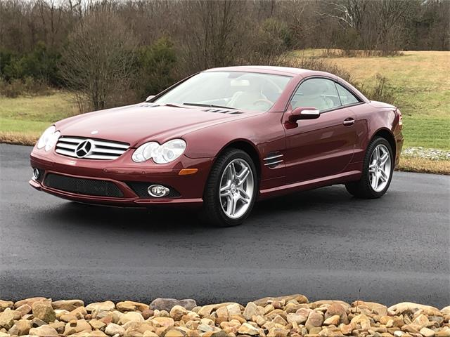 2008 Mercedes-Benz SL550 (CC-1321464) for sale in PINEY FLATS, Tennessee