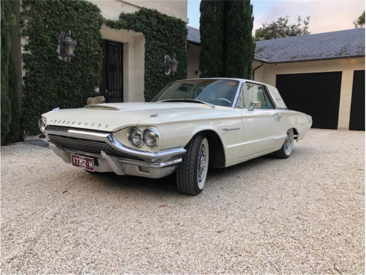 1964 Ford Thunderbird (CC-1321467) for sale in Corona, California