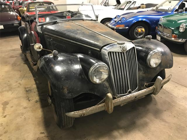 1954 MG TF (CC-1321468) for sale in Cleveland, Ohio