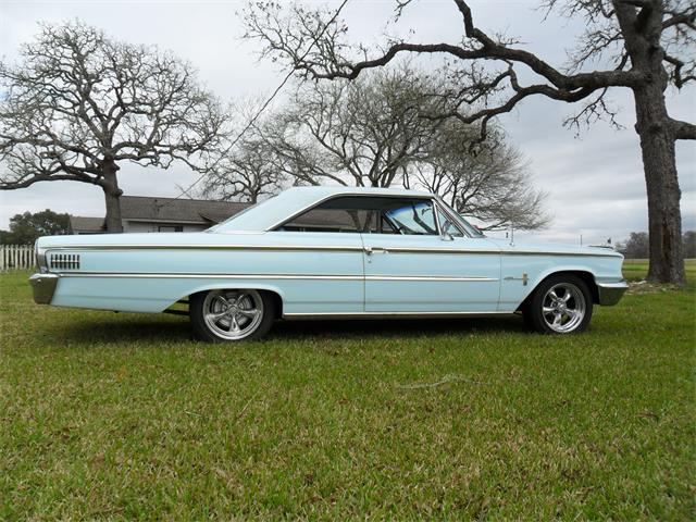 1963 Ford Galaxie 500 XL (CC-1321473) for sale in HOUSTON, Texas