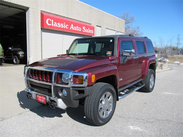 2009 Hummer H3 (CC-1321475) for sale in Omaha, Nebraska