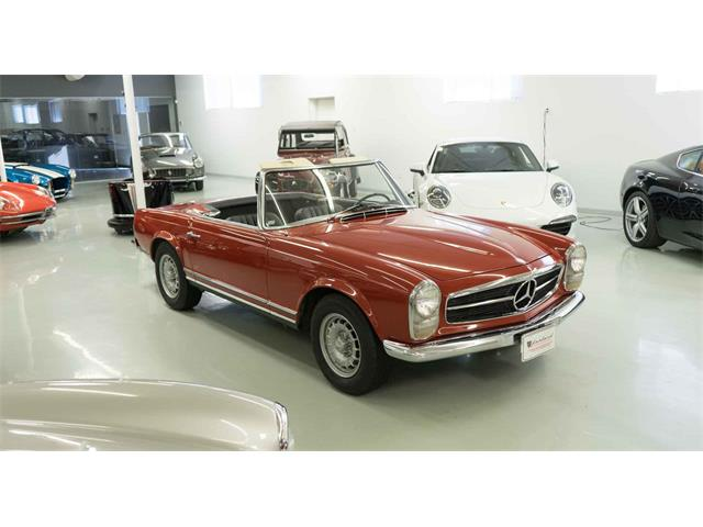 1966 Mercedes-Benz 230SL (CC-1321481) for sale in Englewood, Colorado